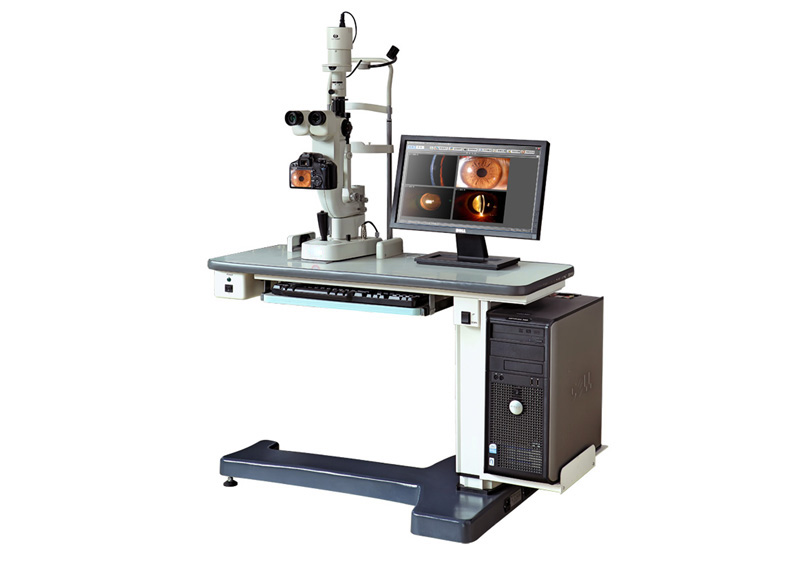 SM5T Slit Lamp Microscope Image Processing System